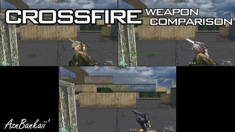 CrossFire Colt SAA Comparison AznBankaii