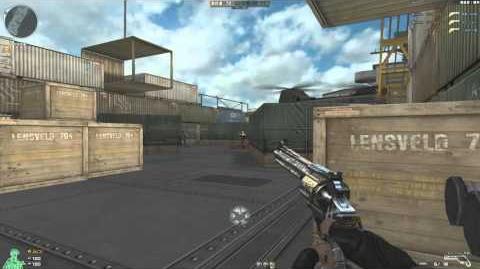 Cross Fire China Anaconda-Ghetto GamePlay!