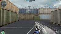 MG3 Perfect Silver HUD