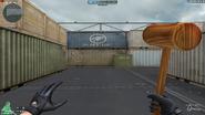Wood Hammer HUD