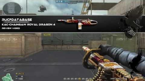 Chinese CrossFire KAC-Chainsaw Royal Dragon 4 Review!