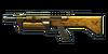M1216-Gold Desert Skull