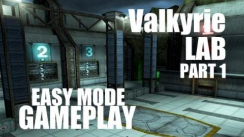 CrossFire Valkyrie Lab Zombie Mode Part 1