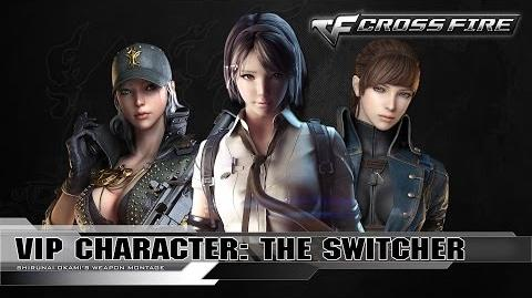 CrossFire Character - The Switcher (VIP) ☆