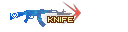 SHOT WEAPON ak47 knife guanjia KNIFE