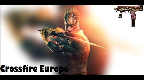 Crossfire Europe - Mutant Knight with Steyr TMP JHP ammo