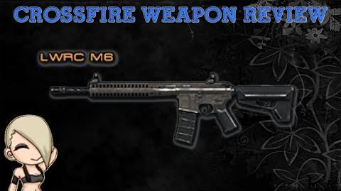 CrossFire Vietnam - LWRC M6 (Assault Rifle) -Review-!
