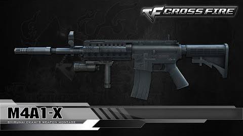 CrossFire Vietnam - M4A1-X ☆