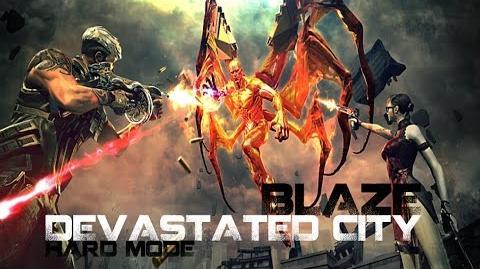 CrossFire Devastated City Hard Mode BLAZE HD ll 10DarkGamer