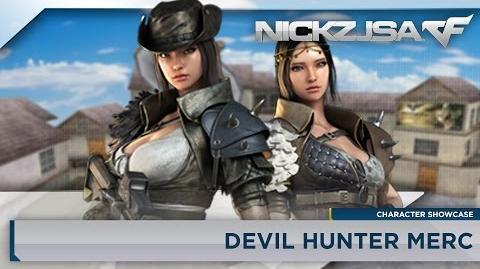 Devil Hunter Merc - CROSSFIRE 2