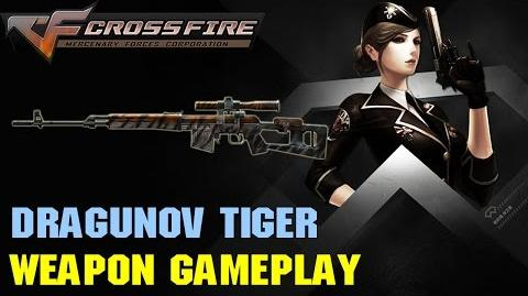 CrossFire VN - Dragunov Tiger