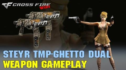 CrossFire - Steyr TMP-Ghetto - Weapon Gameplay