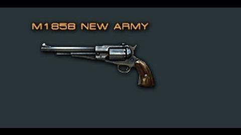 Cross Fire China M1858 New Army Review!