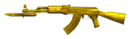 AK47 Ultimate Gold