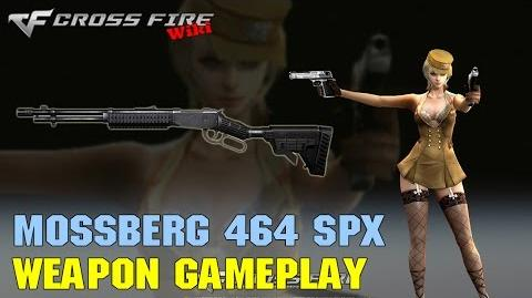 CrossFire - Mossberg 464 SPX - Weapon Gameplay