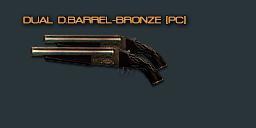 Dual DBarrel Bronze