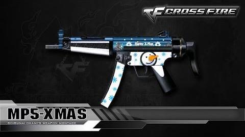 CrossFire China MP5-Xmas ☆