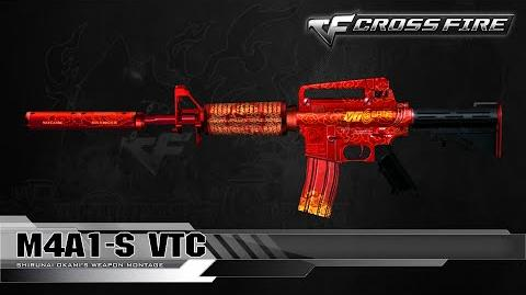 CrossFire Vietnam - M4A1-S VTC ☆