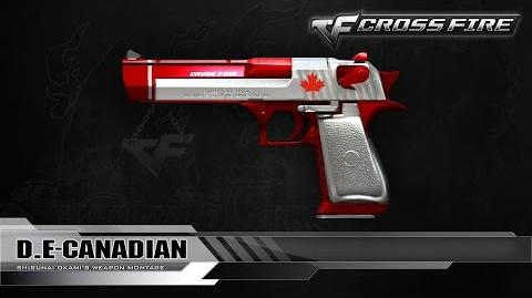 CrossFire North America 2.0 D