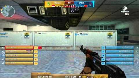CFS 2014 Group C Match 2 Warfare vs CP Club