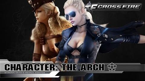 CrossFire Character THE ARCH ☆