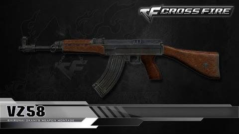 CrossFire China VZ