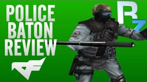 CF Police Baton Review
