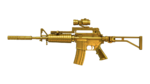 M4A1-Custom Ultimate Gold