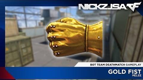 Gold Fist CROSSFIRE North America 2
