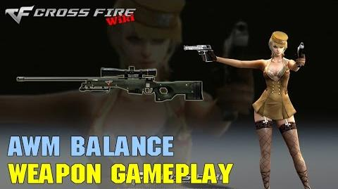 CrossFire - AWM Balance - Weapon Gameplay
