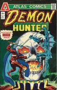 Demon Hunter Vol 1 1