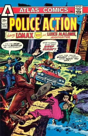 Police Action Vol 1 3