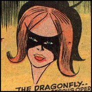 Dragon Fly (Earth-MLJ) of Mighty Comics Vol1 44