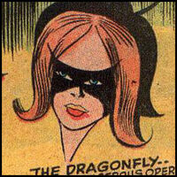 Dragon Fly (Earth-MLJ) of Mighty Comics Vol1 44
