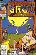 Groo the Wanderer Vol 1 38