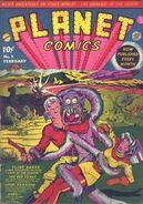 Planet Comics Vol 1 2
