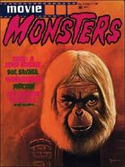 Movie Monsters Vol 1 2