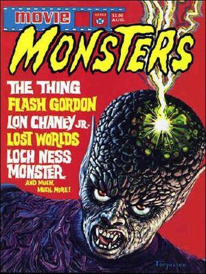 Movie Monsters Vol 1 4