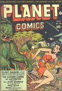 Planet Comics Vol 1 25