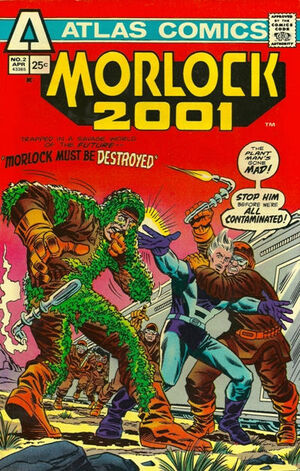 Morlock 2001 Vol 1 2