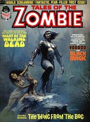 Tales of the Zombie Vol 1 1