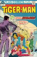 Tiger-Man Vol 1 1