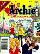Archie All Canadian Digest Vol 1 1