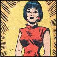 Nancy Zenith (Earth-MLJ) of Mighty Comics Vol1 45