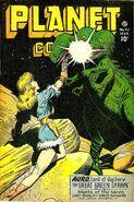 Planet Comics Vol 1 47