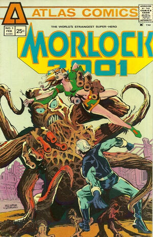 Morlock 2001 Vol 1 1