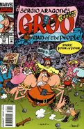 Groo the Wanderer Vol 1 109