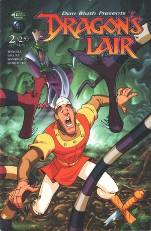 Dragon's Lair Vol 1 2