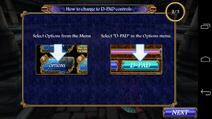 D-Pad tutorial 2