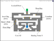Gaia Ruins B2 Items